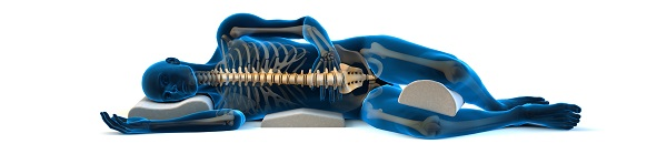 posisi tidur mengiring boleh mengurangkan sakit belakang disamping penggunaan lapik tilam bio velocity sleep mate