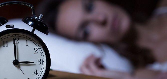 susah nak tidur